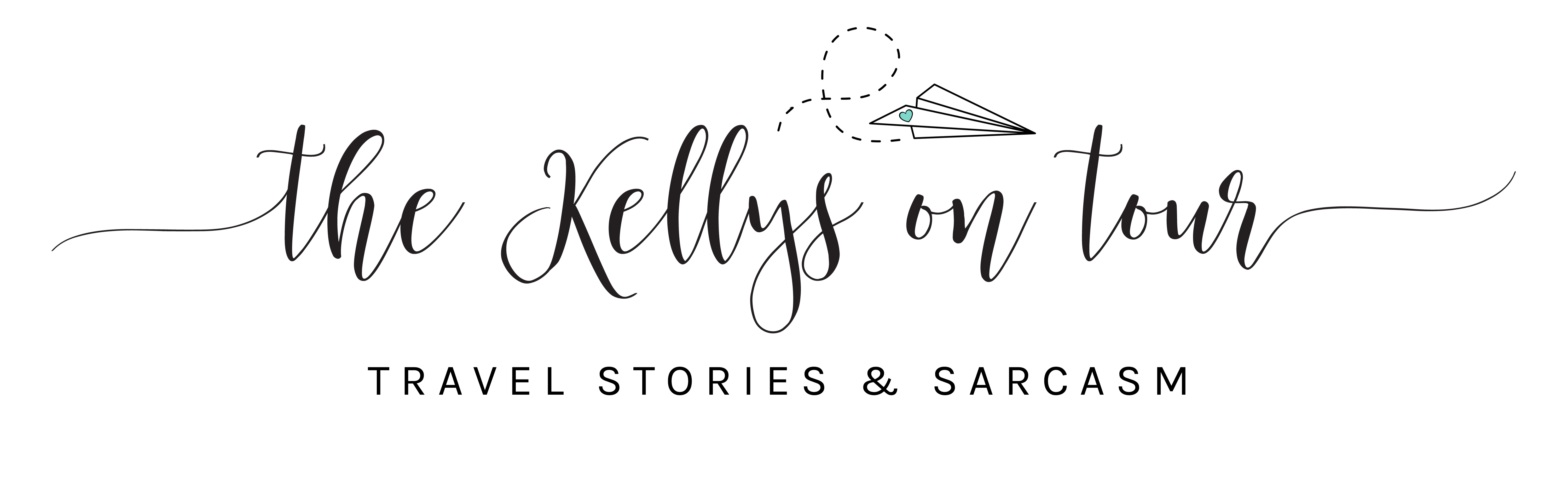 The Kellys on Tour - Travel Stories and Sarcasm